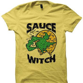 HALLOWEEN T-Shirt - SAUCE AND WITCH