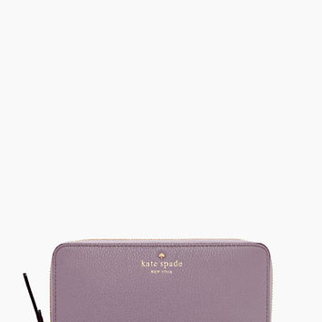 Kate Spade Cobble Hill Lacey Lilac Bliss ONE