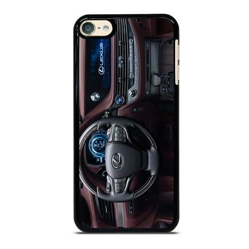 LEXUS WHEEL DASHBOARD iPod Touch 4 5 6 Case Cover