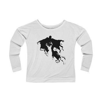 Dementor and Stag Women's Long Sleeve Shirt
