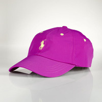 PONY STRETCH CAP