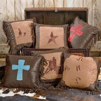 Western Pillow Collection - Pillows - Home Decor - Home