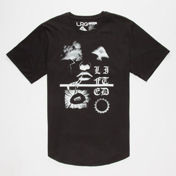 Lrg Light Mens T-Shirt Black  In Sizes
