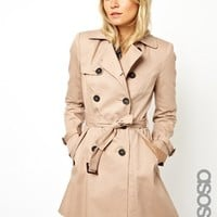 ASOS TALL Classic Trench