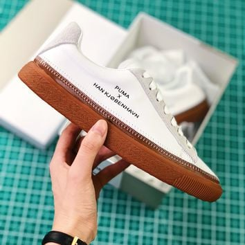 Han Kjobenhavn X Puma Clyde Stitched Sneakers - Best Online Sale