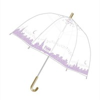 Sailor Senshi Purple Makeup Vinyl Umbrella Sailor Moon Crystal