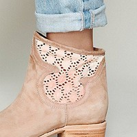 FREEBIRD by Steven  Crochet Coyote Boot at Free People Clothing Boutique