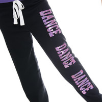 "Heartless Romantics ""DANCE"" Sweatpants"