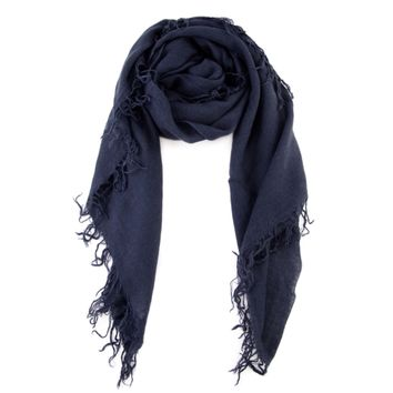Chan Luu Cashmere Scarf ~ Blue Nights