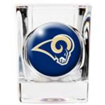 Personalized NFL Shot Glass - Rams