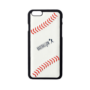 Baseball Leather Phone Case (iPhone 6/6s)