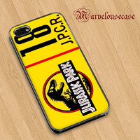 Jurassic Park Jeep License Plate 10  custom case for all phone case