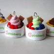 Pinkberry Frozen Yogurt Charm Necklace  by SimplyEncharming