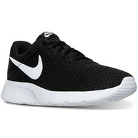 Nike Women's Tanjun Casual Sneakers from Finish Line | macys.com