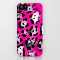 Fur VII iPhone & iPod Case by Rain Carnival