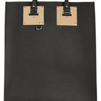 Sophie Hulme | Leather tote | NET-A-PORTER.COM