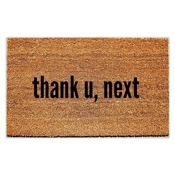 Thank U, Next Doormat
