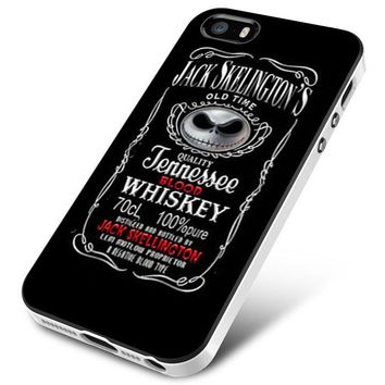 Jack Skellington Whiskey Daniels iPhone 5 | 5S | 5SE Case Planetscase.com