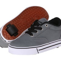 Heelys Launch (Little Kid/Big Kid/Men's) Grey - Zappos.com Free Shipping BOTH Ways