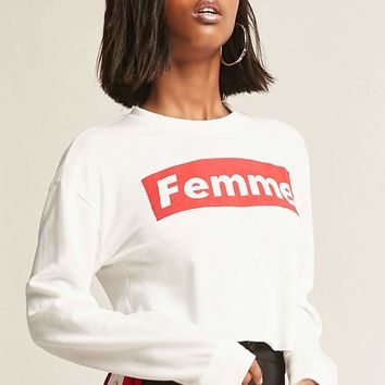 Femme Graphic Top