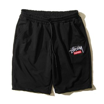 Couple Shorts Summer Casual Hip-hop Sportswear [211462422540]