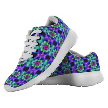 Kaleidoscopic Made to Order Affordable Designer Sneakers