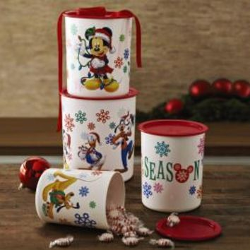 Tupperware | Disney Festive Friends Canisters