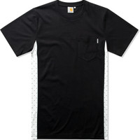 Black S/S Glan T-Shirt