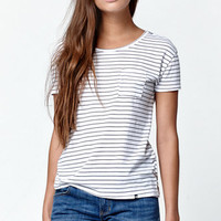 Volcom Lived In Stripe Short Sleeve T-Shirt at PacSun.com