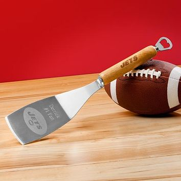 Customizable NFL Spatula with Bottle Opener - Dallas Cowboys