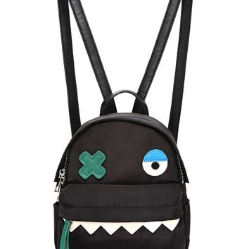 Monster Face Mini Backpack