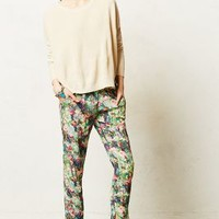 Aquarelle Crops by Anthropologie Multi