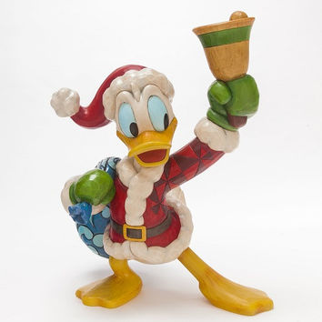 Disney Show Case Collections Ring In The Holidays Donald Duck-4046024