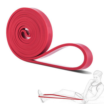 Latex Expander CrossFit Yoga Resistance Power Rubber Bands