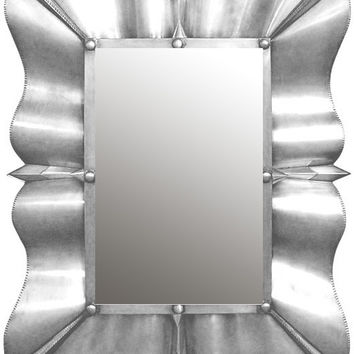 "Tin Mirror ""Bruselas"""