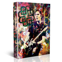 Breaking Benjamin Canvas Art