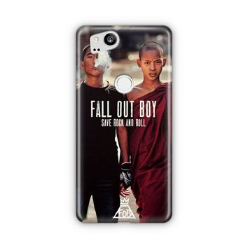 American Pop Punk Band Fall Out Boy Google Pixel 3 XL Case | Casefantasy