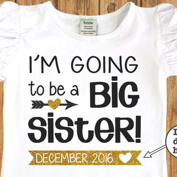 Best Big Sister Announcement Products On Wanelo