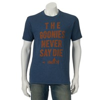 The Goonies Never Say Die Tee