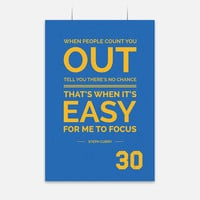 Focus Quote by Stephen Curry