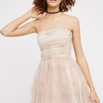Free People Sisley Mini Dress