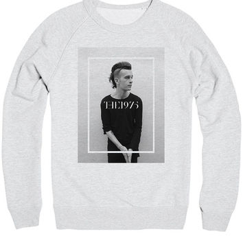 Matt Healy Solo Shirt -  The 1975 Hipster Print Indie Rock Music Shirt / Sweatshirt / Tank Top - Mens / Womens