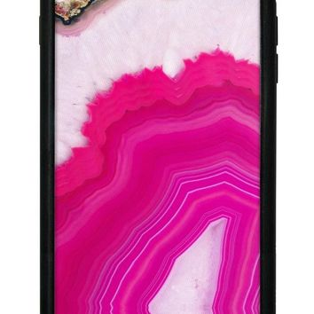 Magenta Stone iPhone 6/7/8 Plus Case