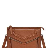 Grand Falls Crossbody Bag - Cognac