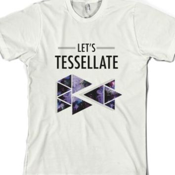 Let's Tessellate Ii // Tee Shirt // Alt-J // (Front Only) |