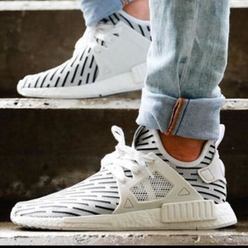 """Adidas"" NMD XR1 PK Fashion Unisex Comfortable Stripe Camouflage Running Sport Shoes Sneakers I"