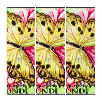 Butterfly Salamis Aethiops Triptych
