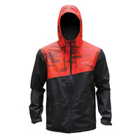 Live Fit. Apparel — Recon Tech Jacket- Red Camo