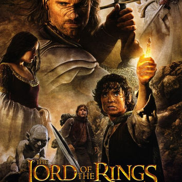 Lord of the Rings: The Return of the King 27x40 Movie Poster (2003)