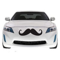 "Amazon.com: Mustache Car Decal , Vinyl Sticker, Large 2 PACK, 22"": Home & Kitchen"
